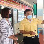 สัมภาษณ์ สถานีวิทยุโทรทัศน์แห่งประเทศไทย (NBT) เรื่องมาตรการการเตรียมความพร้อม ของสถานศึกษา