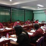 ร่วมประชุมพิจารณาการจัดทำแผนปฎิบัติราชการ ประจำปีงบประมาณ 2564