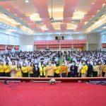 โครงการปฐมนิเทศนักเรียน นักศึกษาฝึกงาน ประจำภาคเรียนที่ 2 ปีการศึกษา 2563