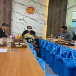 การประชุมผู้บริหารสถานศึกษาภาครัฐสังกัดอาชีวศึกษาจังหวัดจันทบุรี