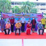 สถาบันการอาชีวศึกษาภาคตะวันออก จัดกิจกรรม มุทิตาจิต แด่ครูผู้เกษียณอายุราชการ ประจำปี 2564